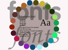 Importance of Color and Fonts in Website Design