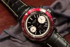 The Longines Heritage Diver 1967 (Live Pics