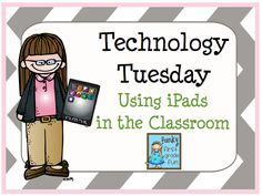 Technology Tuesday (7th edition) - Funky First Grade Fun