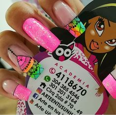 Paws And Claws, Hair Designs, Cute Nails, Nail Art, Branding, Beauty, Finger Nails, Safe Room, Enamels