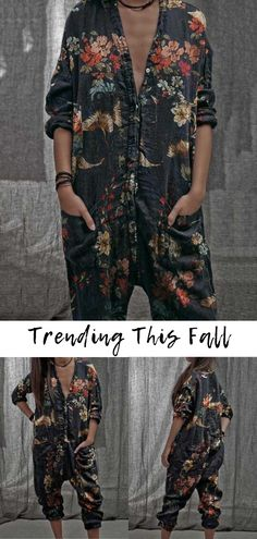 Cute Casual Outfits, Fall Outfits, Fashion Outfits, Womens Fashion, Bodycon Outfits, Vogue, Stylish Clothes For Women, Floral Romper, Clubwear
