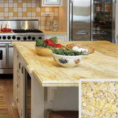 Photo: Shelley Metcalf | thisoldhouse.com | from Stone Countertop Styles