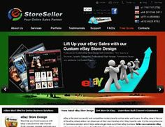 "See 4 photos and 10 tips from 1 visitor to eStore Seller. ""If you are going to plan re-design your website to leave a great impact on visitors, than. Ebay Store Design, Four Square, Ecommerce, Improve Yourself, Web Design, Ipad, Website, Iphone"