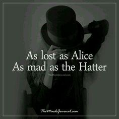 tan perdida como alicia, tan loca como el sombrerero My Struggle, My Family, Mental Illness, My Friend, Feelings, Boss Lady, Quotes, Addiction, Alice