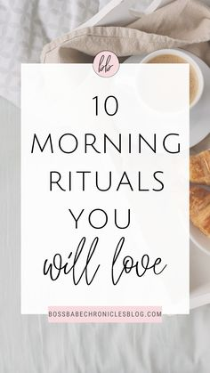 Adding these rituals to your morning routine will set you up for a perfect day! These morning habits will help you wake up and get ready for a great day. Healthy Morning Routine, Morning Habits, Morning Routines, Daily Routines, Morning Start, Early Morning Workouts, Beauty Routines, Mentor Quotes, Healthy Lifestyle Habits