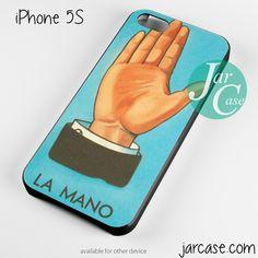 loteria la mano Phone case for iPhone 4/4s/5/5c/5s/6/6 plus