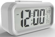 Gloue #digital alarm clock #battery operated- alarm #clocks bedside- temperature.,  View more on the LINK: http://www.zeppy.io/product/gb/2/162254472291/