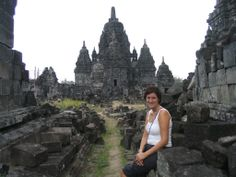 Templos de Prambanan, en Indonesia
