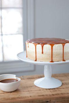 Vanilla Caramel Latte Cake – Annie's Eats