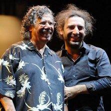 Chick Corea e Stefano Bollani Duet - La data:  3 luglio Tortona, Arena Derthona Piazza Duomo