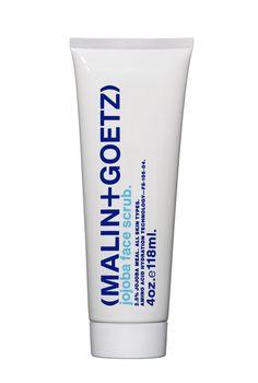 JOJOBA FACE SCRUB. Exfoliante facial de jojoba. Exfoliante que combina una mezcla de componentes naturales como el cilantro, de propiedades calmantes y la harina de joroba, con gránulos de polietileno y aminoácidos, que eliminan las células muertas sin irritar o agredir la piel. Deja la piel suave y lisa, estimulando la renovación celular (38.00 € i.v.a. incluido).