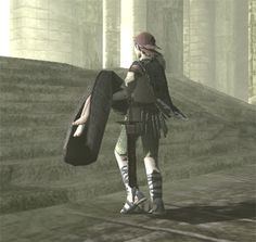 Wander - Shadow Of The Colossus Wiki (shadowofthecolossus. Shadow Of The Colossus, His Travel, Girl Names, Fairytale, Wander, Video Games, Mystery, Death, Darth Vader