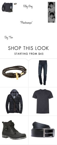 """Riley Grey Worlds Colliding (The Originals) 4.10 ""Phantomesque"""" by mysticfalls1997 ❤ liked on Polyvore featuring AG Adriano Goldschmied, NIKE, GBX, Under Armour, men's fashion and menswear"