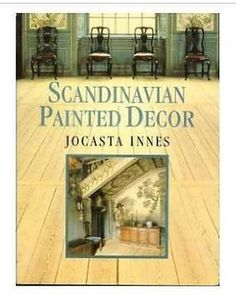 Simply Scandinavian: Painted Furniture Patterns to Pull Out and Trace: Jocasta Innes, Stewart Walton: 9780517587096: Amazon.com: Books