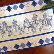 Table Runner Pattern Machine Embroidery