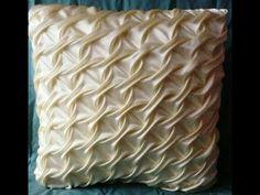 Beautiful Luxury Lumbar cushion cover .DIY Cushions - YouTube