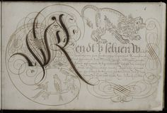 calligraphy documents - Google Search