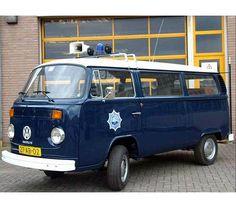Politieauto's Oude Automerken (jaartal: 1970 tot 1980) - Foto's SERC