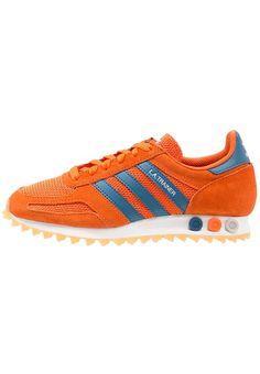 Pedir adidas Originals LA TRAINER OG - Zapatillas - orange/noble teal/footwear white por 39,95 € (10/01/18) en Zalando.es, con gastos de envío gratuitos.