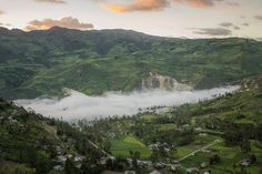 A valley full of cloud as we head in to Alausí Ecuador.  We were just passing through this time as we had a date with Peru but we can't wait to come back and explore this spectacular area and the rest of the amazing country of Ecuador.  #Alausi #ecuador #cloud #valley #green #HomeIsWhereYouParkIt #lifeontheroad #campvibes #expeditionportal #provenoverland #welltravelled  #passportexpress #passionpassport  #lonelyplanet  #openmyworld #wanderlust #travelstoke #natgeo #letsgosomewhere…