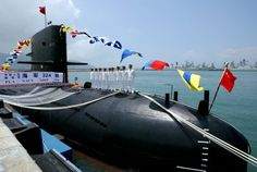 Nuclear Missiles On Chinese Submarines - Business Insider