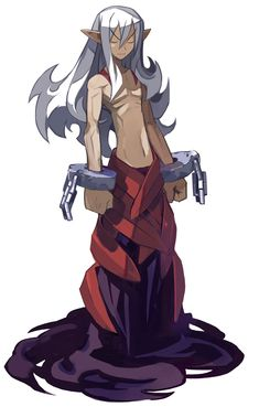 Male Healer - Characters & Art - Disgaea 3: Absence of Justice