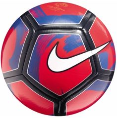 Intertwined with the U.S.'s official team colors and Copa America graphics, the Nike® Ciento Copa America U.S. Supporters Soccer Ball boasts its patriotic pride to help cheer on the red, white, and blue as they challenge some of the world's top national clubs.