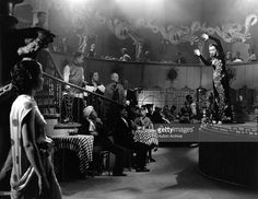 Anna May Wong (1907 - 1961) formerly Wong Liu Tsong, the Chinese-American actress is performing in a night club in a scene from 'Limehouse Blues'. Title: Limehouse Blues Alternative Title: East End Chant Studio: Paramount Director: Alexander Hall