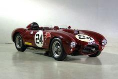 1954 Lancia D24 Racing Car