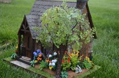 My Sugarplum Dollhouse Cottage Tour