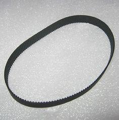 80MXL Timing Belt Cogged PU Rubber Geared Belt for Stepper Motor