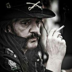 Picture of Lemmy Kilmister Eddie Clarke, I Love Music, My Music, Music Stuff, Hard Rock, Lemmy Kilmister, Photo Rock, Rock And Roll History, Ace Of Spades