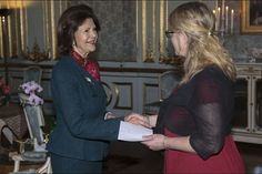The Swedish Royal Courts: Her Majesty awards Scholarship from the Queen Silvia…