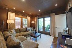 Sala de estar - confortável e acolhedora