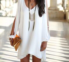 white .