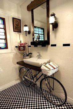 Banyo dekorasyonlarınıza sıra dışı ayrıntılar ile özgün ve farklı bir stil kazandırabilirsiniz… #DekorazonCom