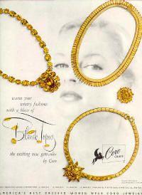 dating coro jewelry