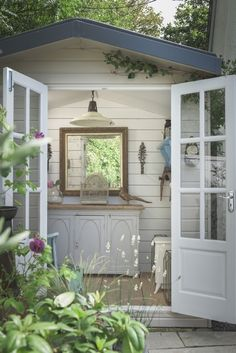 Sweetpea Cottage | Luxury Self-Catering | Kestle Mill, Cornwall Country Cottage Interiors, Modern Cottage, Cottages And Bungalows, Beach Cottages, Summer Sheds, Crantock Beach, Cornwall Cottages, Luxury Holiday Cottages, Cottage Garden Design
