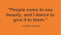 Great #dance quotes http://www.danceacademyusa.com/news_article/show/265725