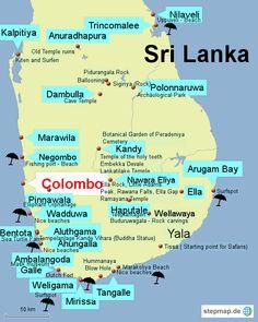 Sri Lanka_Sehenswürdigkeiten