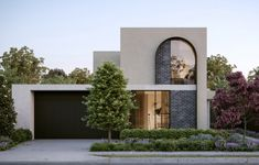 The Perfect Prefab Home in South Gippsland - The Design Files Architecture Awards, Facade Architecture, Residential Architecture, Facade Design, Exterior Design, House Design, Australian Architecture, Australian Homes, Building A New Home