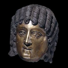 Bronze head of a man found in Ghayman, south-east of Sanaa. Ancient Near East, Ancient Art, Ancient History, Sea Peoples, Horn Of Africa, The Royal Collection, London Travel, Gods And Goddesses, Ancient Civilizations