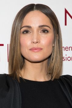 Rose Byrne's sleek bob was a total stand-out at the Women In Film And Television Awards Gala. #hair