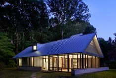Beautifully Renovated American Ranch Home Heats Up With Clean ...