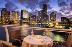 Best Restaurants Bars Lounges Mandarin Oriental Miami