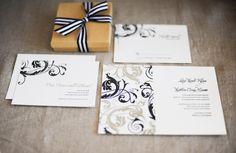 Modelos de Convites para Casamento
