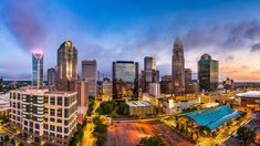 Charlotte, NC: You're always up for trying new restaurants or going back to your old faves, *and* you always love getting out on a hike whenever you can. That's what makes Charlotte, with it's blooming culinary scene and close proximity to Smoky Mountains National Park a perfect place for you. It's also a relatively affordable city, which means you'll be able to get quite the bang for your housing buck.