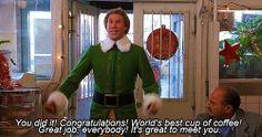 #Elf (2003) - William 'Buddy' Hobbs