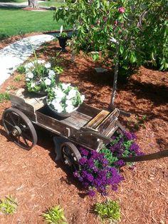 My new wagon