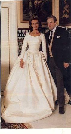 França - 1996 Louis de Limburg-Stirum & Belen Lopez Montero